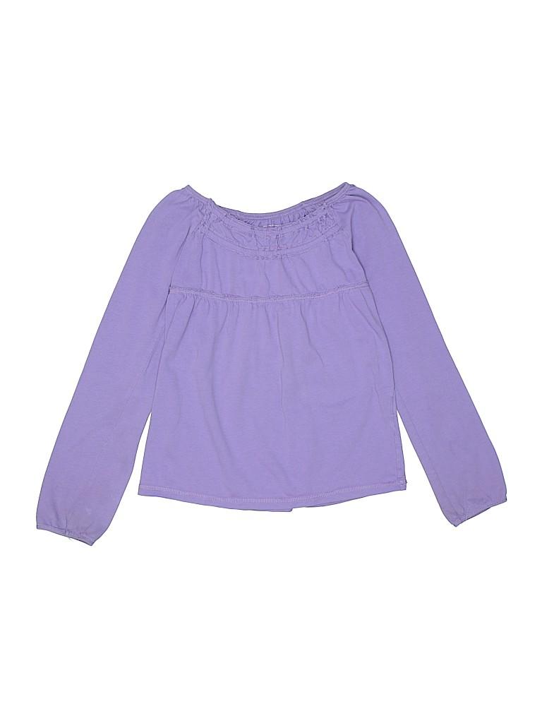 L.L.Bean Girls Long Sleeve T-Shirt Size 6X - 7