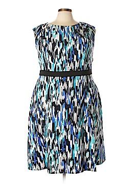 London Times Casual Dress Size 18 W (Plus)