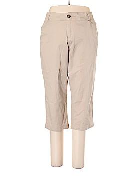 Avenue Khakis Size 16 (Plus)