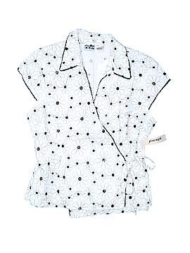 Edward Short Sleeve Blouse Size L