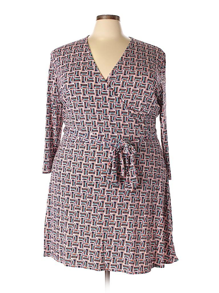 Leota Women Casual Dress Size 28 (4) (Plus)