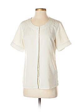 Lands' End Short Sleeve Blouse Size 4