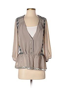 BKE 3/4 Sleeve Blouse Size S