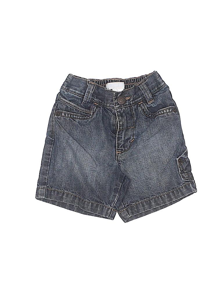 Old Navy Boys Denim Shorts Size 6-12 mo