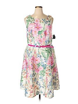 Gabby Skye Casual Dress Size 22W (Plus)