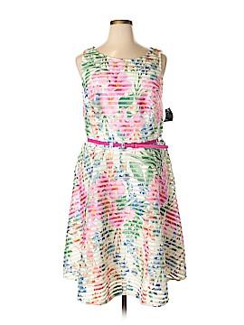 Gabby Skye Casual Dress Size 20 (Plus)