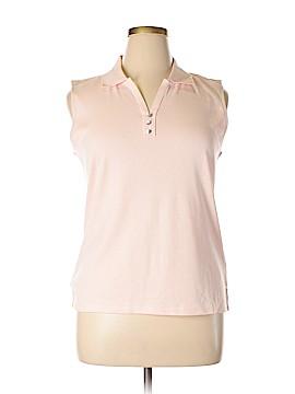 Rafaella Sleeveless Polo Size XL