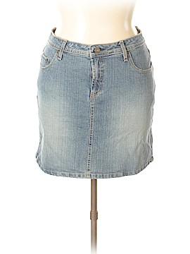 No Boundaries Denim Skirt Size 15