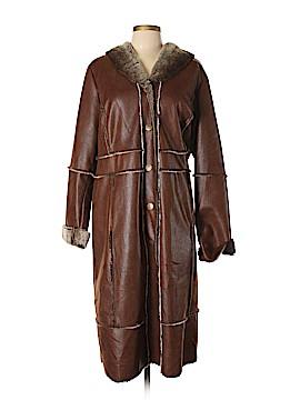 Dennis by Dennis Basso Coat Size XL