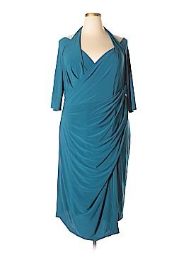 Kiyonna Casual Dress Size 3