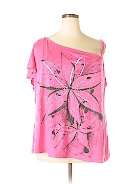 Fashion Bug Sleeveless Top Size 3X (Plus)