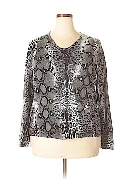 Pierri Pullover Sweater Size 2X (Plus)
