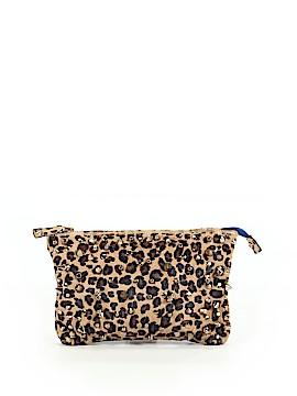 Zara Leather Clutch One Size