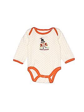 BabyGear Long Sleeve Onesie Size 0-3 mo