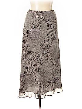 Donna Morgan Silk Skirt Size 14
