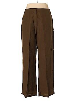 Kenar Linen Pants Size 12