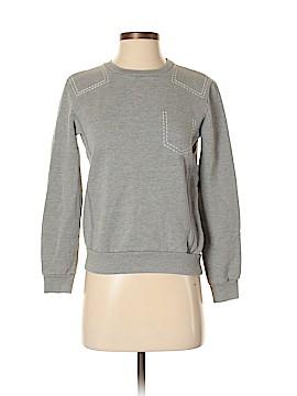 Topshop Sweatshirt Size 0