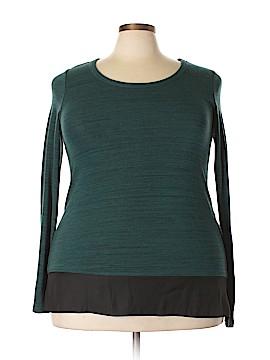 Lilis Closet Long Sleeve Top Size XL