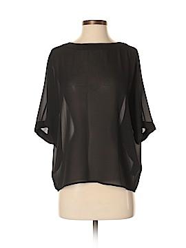 Uniqlo Short Sleeve Blouse Size S