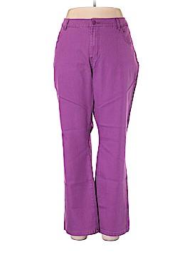 DG^2 by Diane Gilman Jeans Size 20 (Plus)