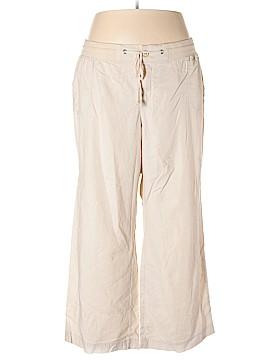 Lane Bryant Linen Pants Size 26 (Plus)
