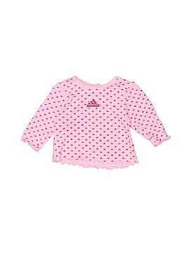 Adidas Long Sleeve T-Shirt Size 6 mo