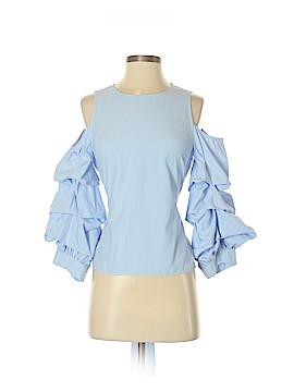 JOA Long Sleeve Blouse Size S