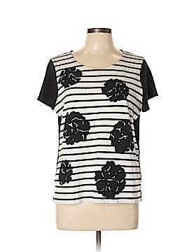 Zenergy by Chico's Short Sleeve T-Shirt Size Lg (2)
