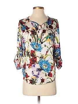 Brigitte Bailey Long Sleeve Blouse Size S