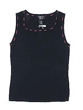 Finity Sleeveless Top Size M (Petite)