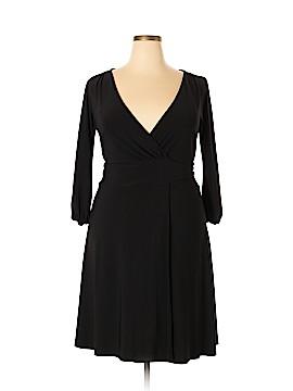 Jones New York Casual Dress Size 14 (Petite)