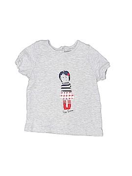 Petit Bateau Short Sleeve T-Shirt Size 18 mo
