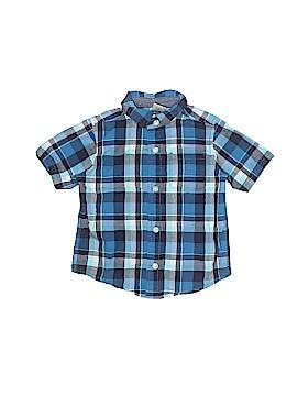 Gymboree Short Sleeve Button-Down Shirt Size 2T