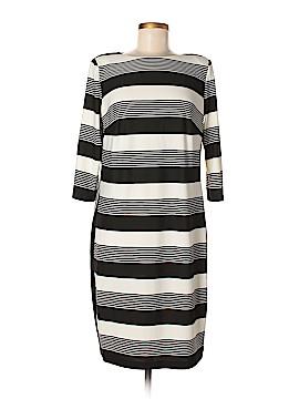 Carmakoma Casual Dress Size 12 Plus (XXS) (Plus)