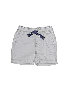 Carter's Khaki Shorts Size 3 mo