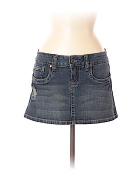 Hydraulic Denim Skirt Size 8