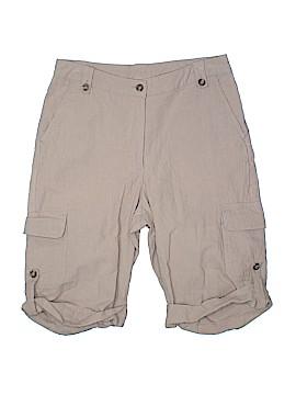 Travelsmith Cargo Shorts Size 10