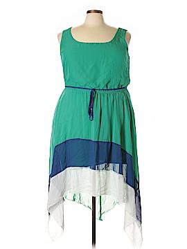 Wrapper Casual Dress Size 3X (Plus)