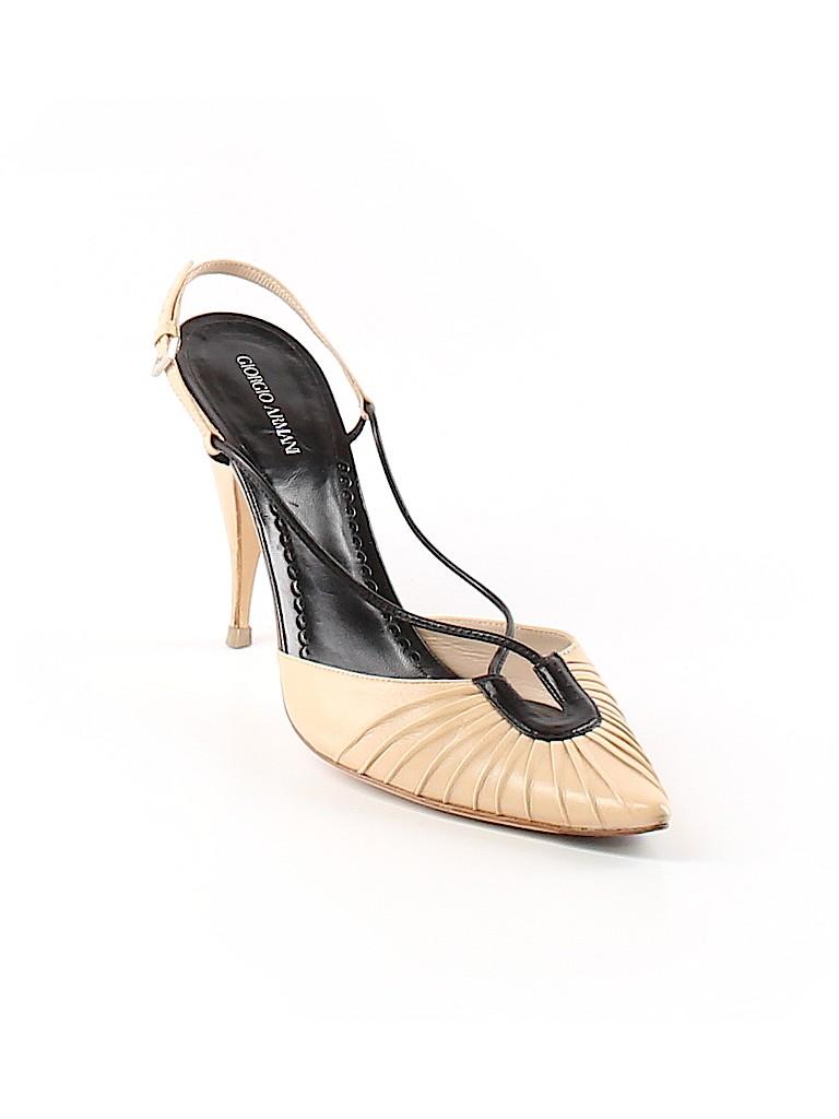 Giorgio Armani Women Heels Size 39 (EU)