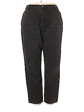 Avenue Blues Jeans Size 24 (Plus)