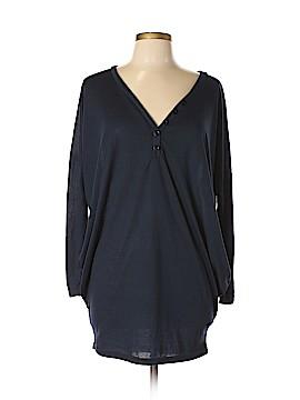 Allegra K 3/4 Sleeve Top Size M