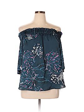 RACHEL Rachel Roy 3/4 Sleeve Blouse Size 0X (Plus)