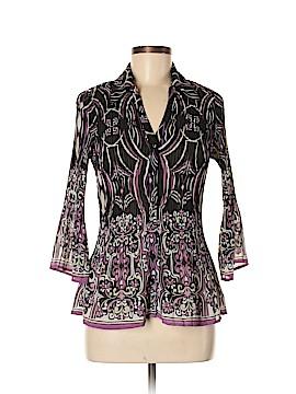 Studio 1940 Long Sleeve Blouse Size M