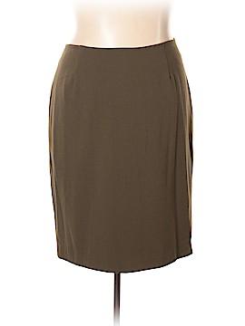 Mark Zunino Casual Skirt Size 18 (Plus)