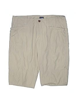 Patagonia Khaki Shorts Size 14
