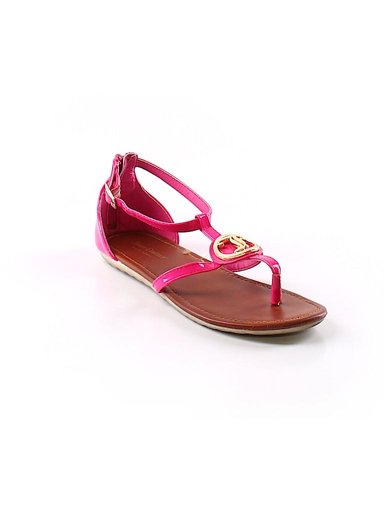 Juicy Couture Women Sandals Size 5