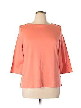 Coldwater Creek 3/4 Sleeve T-Shirt Size XL (Petite)