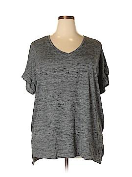 Ava & Viv Short Sleeve Top Size 2X (Plus)