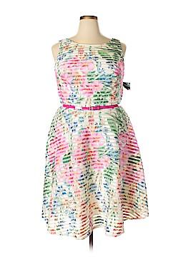 Gabby Skye Casual Dress Size 14W