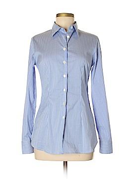 Walter Voulaz Long Sleeve Button-Down Shirt Size 42 (EU)